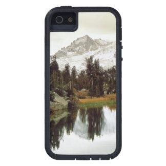 Winter Mountain Scene iPhone 5 Case