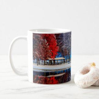 Winter Moves In Coffee Mug