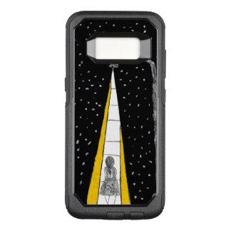 Winter Night Walk OtterBox Commuter Samsung Galaxy S8 Case