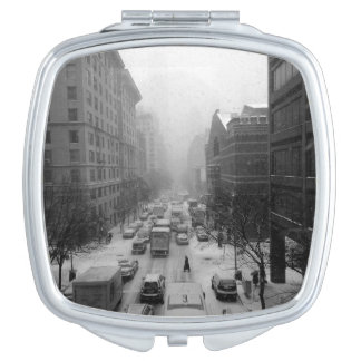 Winter NYC Makeup Mirrors