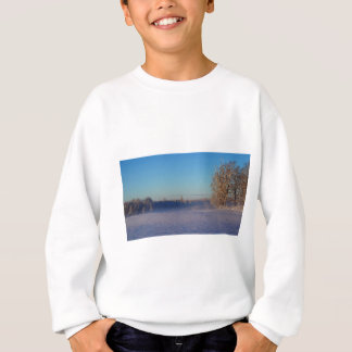 Winter on St Joseph Island Sweatshirt