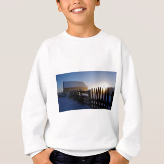 Winter on the farm sweatshirt