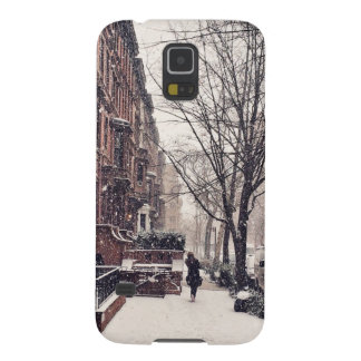 Winter On The Upper West Side Galaxy S5 Case