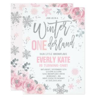 Winter Onederland Invitations & Announcements | Zazzle Canada