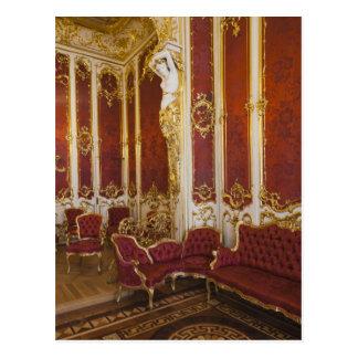 Winter Palace, Hermitage Museum, interior 2 Postcard