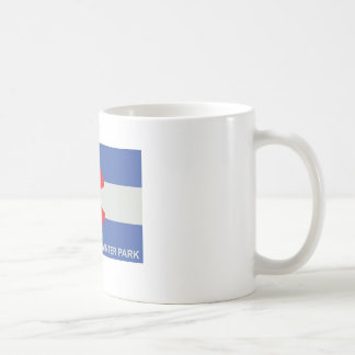 Winter Park, Colorado - Neon Coffee Mug