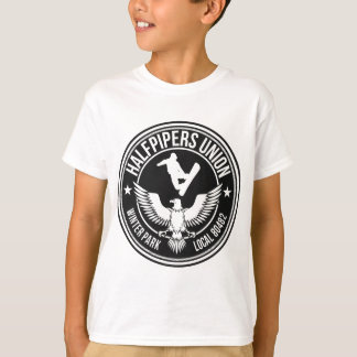Winter Park Halfpipers Union T-Shirt