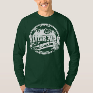 Winter Park Old Circle White T-Shirt