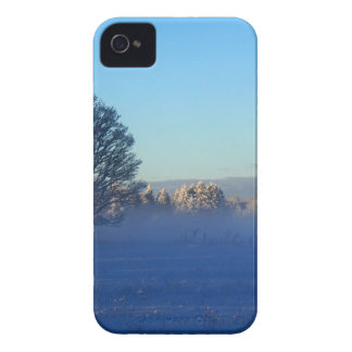 Winter Pastures St Joseph Island iPhone 4 Cases