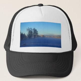 Winter Pastures St Joseph Island Trucker Hat