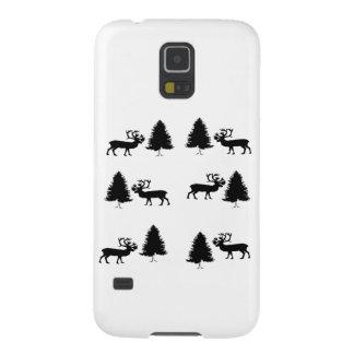 Winter Pattern Galaxy S5 Cases