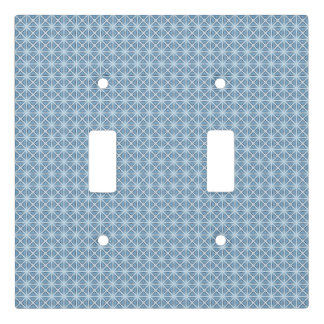 Winter Pattern Light Switch Cover