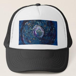 Winter Portal Trucker Hat