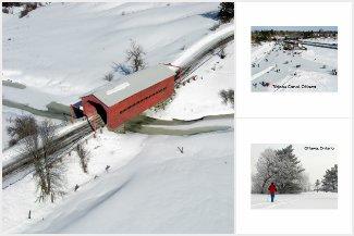 Winter Postcards