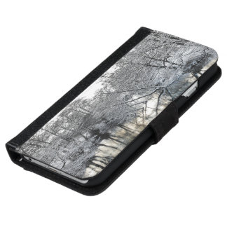 Winter Reflections iPhone 6 Wallet Case