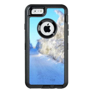Winter Road OtterBox Defender iPhone Case