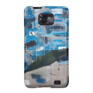 Winter Road Samsung Fine Art Case Samsung Galaxy SII Case