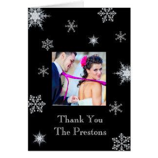 Winter Romance Card