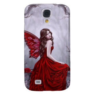 Winter Rose Fairy Samsung Galaxy S4 Case