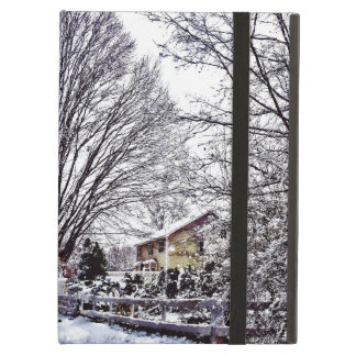 Winter Scene iPad Air Case