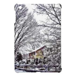 Winter Scene iPad Mini Case