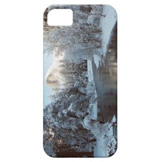 Winter Scene iPhone 5 Cases