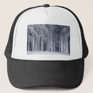 Winter Scene Trucker Hat
