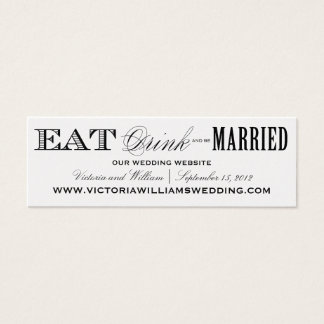 WINTER SHIMMER EDITION | WEDDING WEBSITE CARDS
