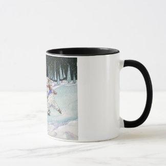Winter Skate Mug
