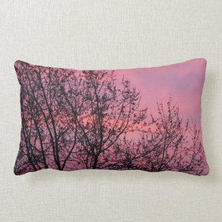 Winter Sky Lumbar Pillow