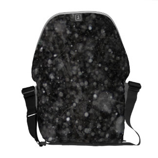 Winter Snow Flake Bag Courier Bags