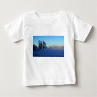 Winter Snow Fog Baby T-Shirt
