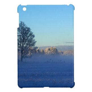 Winter Snow Fog Case For The iPad Mini