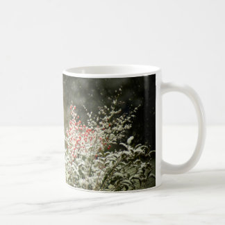 Winter Snow on Berries Photo Mug