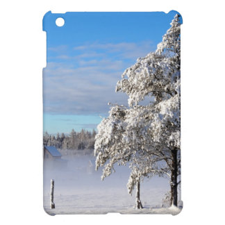 Winter Snow St Joseph Island Cover For The iPad Mini