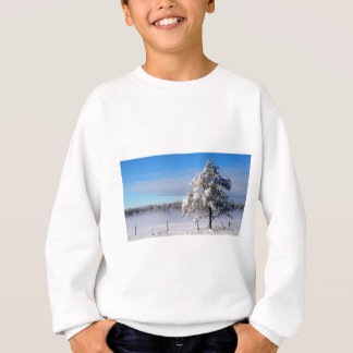 Winter Snow St Joseph Island Sweatshirt