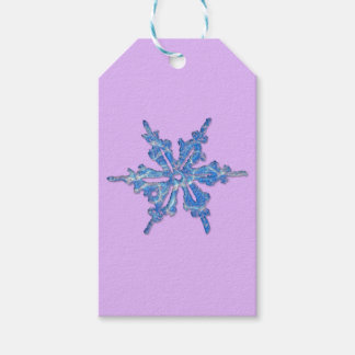 Winter Snowflake Design for Xmas 3 Gift Tags