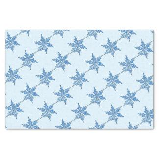 Winter Snowflake Design for Xmas 3 Tissue Paper