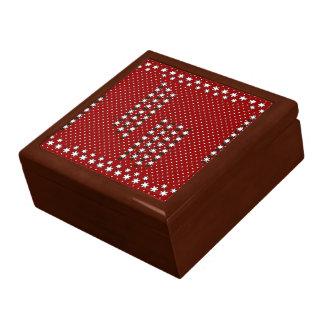 Winter Snowflakes Gift Box