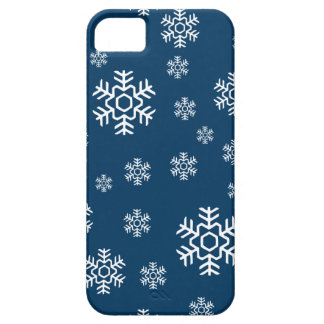 Winter Snowflakes Holiday Case For The iPhone 5