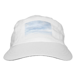 Winter snowy day background - 3D render Headsweats Hat