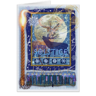 Winter Solstice Card
