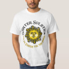 WINTER SOLSTICE - The Sol Reason for the Season T-Shirt