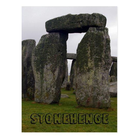 Winter Stones Postcard