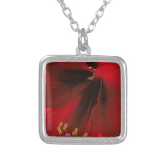 Winter Sunshine Silver Plated Necklace