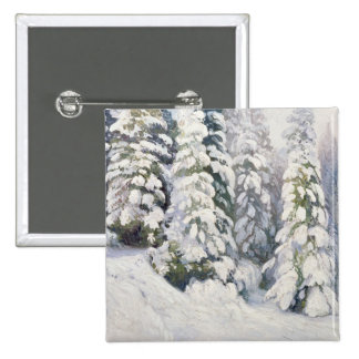 Winter Tale, 1913 Pinback Buttons