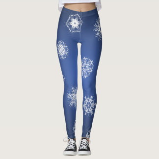 Winter Themed Leggings
