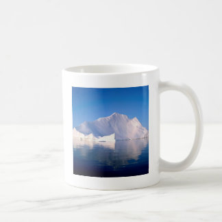 Winter Through The Icebergs Coffee Mug