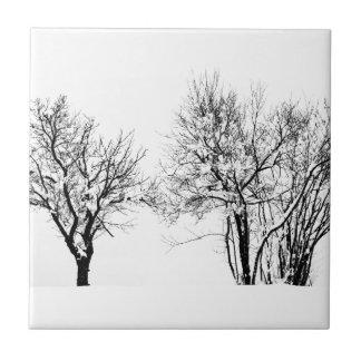 Winter Tile
