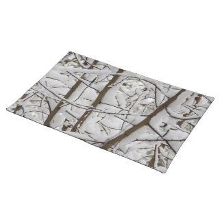 Winter time - American MoJo Placemat